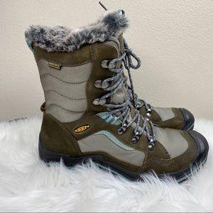 Keen Durand Polar Waterproof Boots 8.5